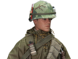 Коллекционная фигурка 1/6 Vietnam Era Battle of Hamburger Hill 1969 101st Airborne Division (ACE-13023) - ACE