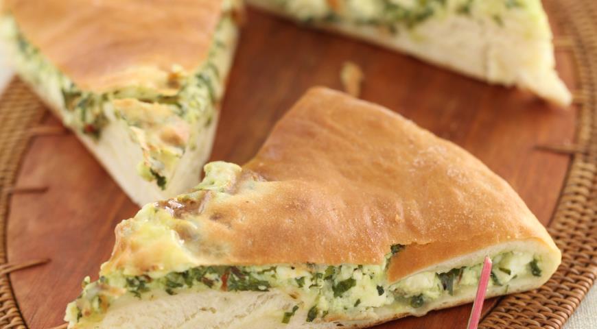 Как сделать пирог осетинский с