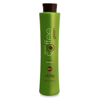 Состав COFFEE GREEN для био протеинового выпрямления волос, 1000 мл