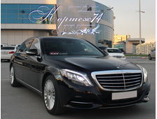 Mercedes Benz-S500, Long, (W222)