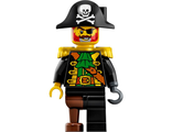 Captain Redbeard LEGO Ideas, n/a (idea065)