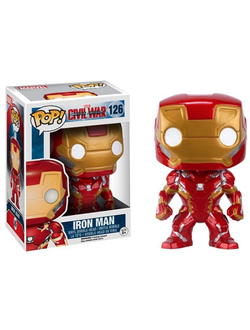 Funko Pop! Civil War: Iron Man