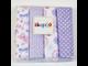 Пеленки для новорожденных Shapito by Giovanni Бабочки