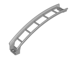 Train, Track Roller Coaster Ramp Large Upper Part, 6 Bricks Elevation, Light Bluish Gray (26560 / 6185394)