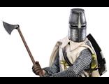 ПРЕДЗАКАЗ Тевтонский рыцарь - сержант - коллекционная фигурка 1/6 Teutonic Knight: - Knight Sergeant Brother (Item No. ACI 25B) - ACI Toys