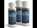 Киркланд Миноксидил (Kirkland Minoxidil) 5% на 3 месяца, 3 флакона по 60 мл (без пипетки)