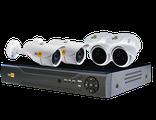 """4-канальный AHD-комплект видеонаблюдения """"Universal"""" VHD-Kit221U"""