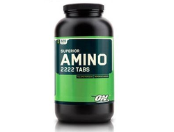 Superior Amino 2222 Tabs Optimum Nutrition 320 таб