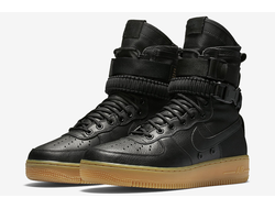 Nike Special Field Air Force 1 Black Унисекс (36-45)
