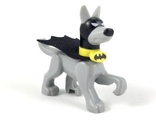 Dog, Ace the Bat-Hound, Light Bluish Gray (30533c02)