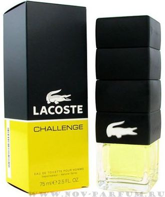 "Lacoste ""Challenge"" for men 90ml"
