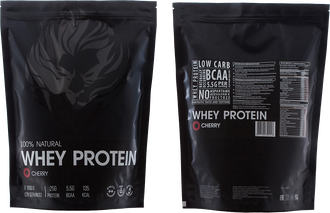 Сывороточный протеин WHEY PROTEIN Lion Brothers 1 кг Крем-Карамель купить