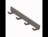 Боковые крючки 320 мм. (серый)