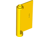 Door 1 x 3 x 4 Right - Open Between Top and Bottom Hinge, Yellow (58380 / 4580433 / 6119115)
