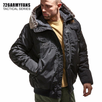 "Куртка ""7.26"" Bomber Jacket Winter"