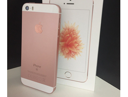 Apple iPhone SE, Rose Gold, 32Gb (Б/У, Trade-in)