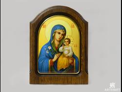 """Икона Божией Матери """"Неувядаемый Цвет"""". Заказать икону."""