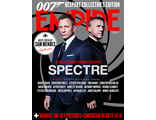 EMPIRE Magazine November 2015 Spectre, Daniel Craig, Christoph Waltz Cover ИНОСТРАННЫЕ ЖУРНАЛЫ О КИН