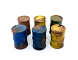Metal barrels (painted) special offer