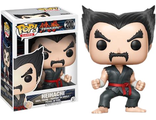 Фигурка Funko POP! Vinyl: Games: Tekken: Heihachi Black & Red Judo (Exc)