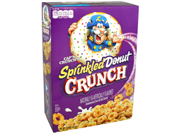 Cap'n Crunch's Sprinkled Donut Crunch