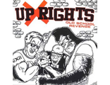"7"" Up Rights ""Old school revenge"" (Commitment Records)"