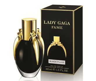 Lady Gaga - Fame Black Fluid 75ml