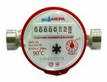 Счётчик воды универсальный ЭКО-15, Ру.-10, Ду-15 мм., T<90*C, L=110 мм. ЭКОМЕРА