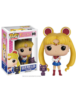 Funko Pop! Sailor Moon | Фанко Поп! Сейлор Мун