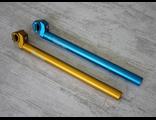 Штырь подседельный Truvativ 27,6*350 мм, голубой