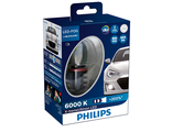 Светодиодные лампы PHILIPS H8/H11/H16 X-treme Ultinon LED +200% 12834UNIX2