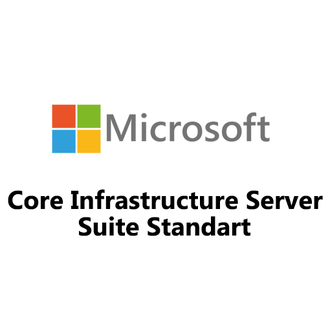 Microsoft Core Infrastructure Server Suite Standard Core ENG LicSAPk OLP 2Lic A Government without S