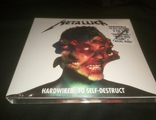 METALLICA - Hardwired…To Self-Destruct 2CD digi
