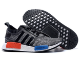 Кроссовки Adidas NMD серо-черные
