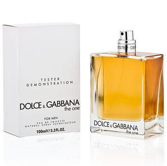 "Dolce and Gabbana ""The One For Men""100ml"