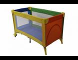 Кровать-манеж Stiony/Carmella P01 multicolor