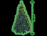 Искусственная пушистая елка