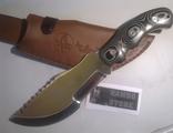 """TOPS Knives Tom Brown Tracker - нож из фильма """"Загнанный"""""""