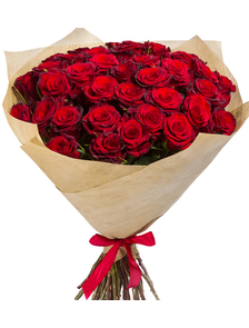 Букет 79 роз Лайт