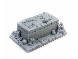 Death Cultists Altar (unpainted)