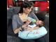 Подушка для беременных и кормящих мам Babymoov Сиреневая