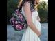 Сумка рюкзак для мамы Ju Ju Be BFF blooming romance