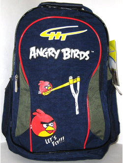 Рюкзак школьный Angry Birds (Энгри Бердз)