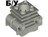 ! Б/У - Technic Engine Cylinder, Light Gray (2850) - Б/У