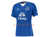 Эвертон домашняя футболка 2015-2016 Everton FC Home Kit 2015-2016