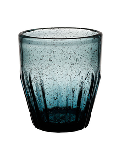 TUMBLER SABA BLUE 35CL GLASS арт. 30783