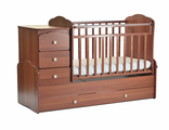 Детская кровать трансформер  маятник 930037