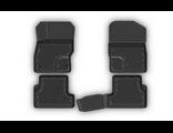 Коврик салона SRTK модель Ford Focus III (11+) к-т 4шт черный FD.FOC 3.11Г.02х26