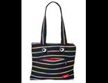 Детская сумка Zipit Monster Tote Beach Bag черный мульти