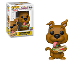 Фигурка Funko POP! Vinyl: Scooby Doo 50th Anniversary: Scooby Doo with Sandwich